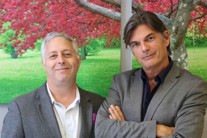 Jon Bond (left) and Sean Cummins.