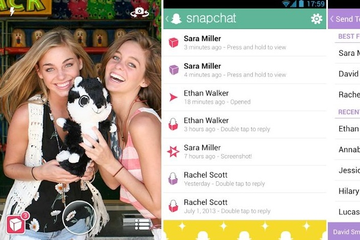 Snapchat may soon feature news stories and ads.