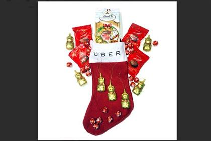 Uber will provide free taxis in the UK to ferry donations to food banks and homeless shelters.