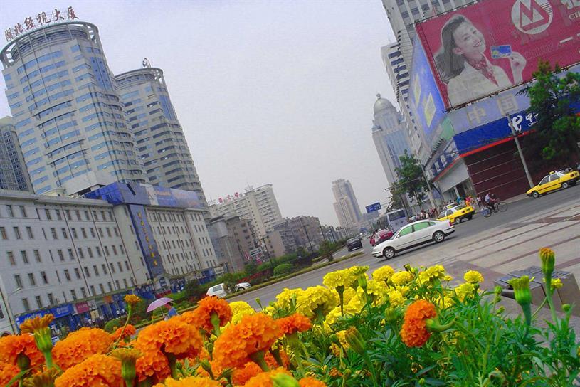 Wuchang, China. (Photo courtesy Alex Ansley via Flickr)