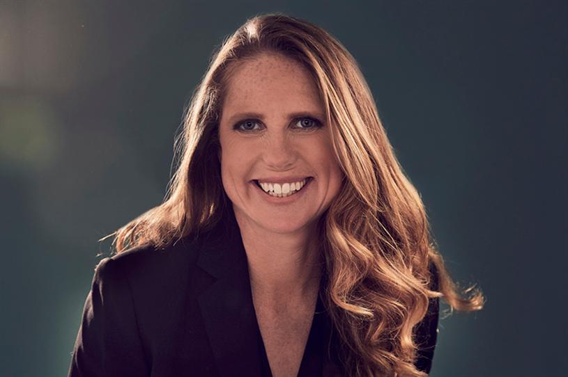 Anna Ibbotson, CEO, Edenspiekermann