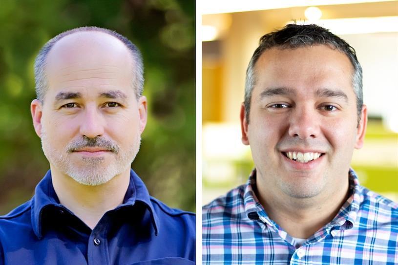 (L to R) Robert Balmaseda and Michael Mish