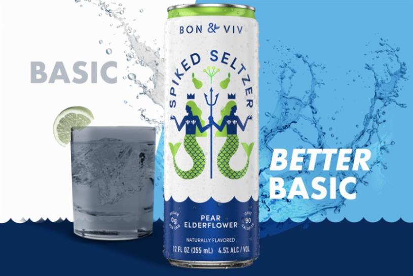 BON & VIV Spiked Seltzer is offering you $30K to 'ban basic
