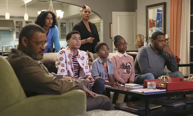 "ABC's ""black-ish."""