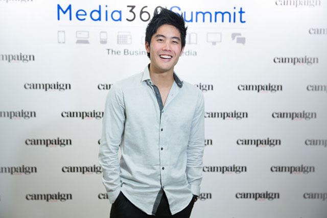 Ryan Higa: YouTube star has teamed up with electronics group Lenovo.
