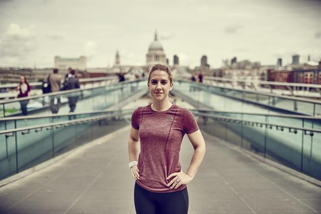 Adidas campaign features London-based Sophie Christabel.