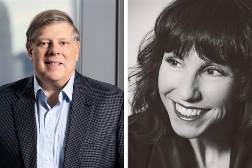 Mark Penn, CEO, MDC Partners; Julia Hammond, president, MDC Global