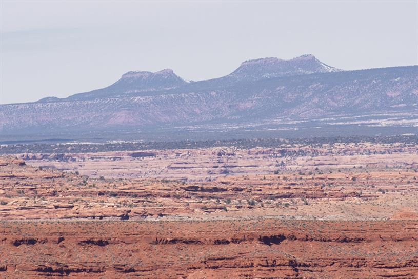 Bear's Ear's, Monument Valley Tribal Park, UT. Photo: Flickr/Robb Hannawacker