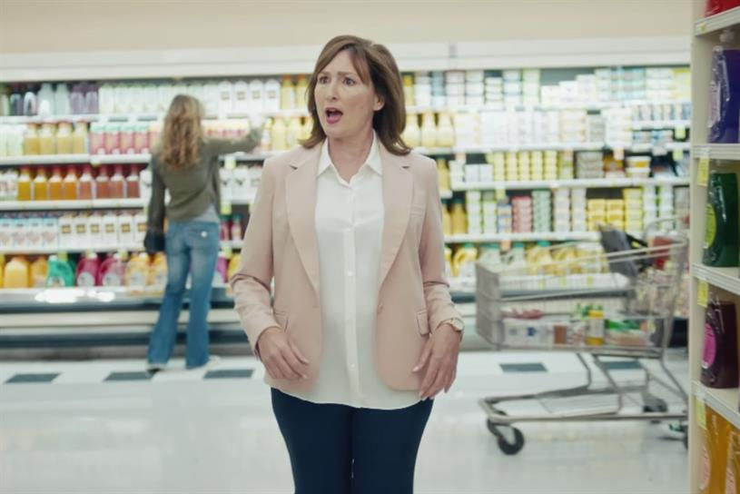 Nora Dunn for Clorox Bleach by DDB California.