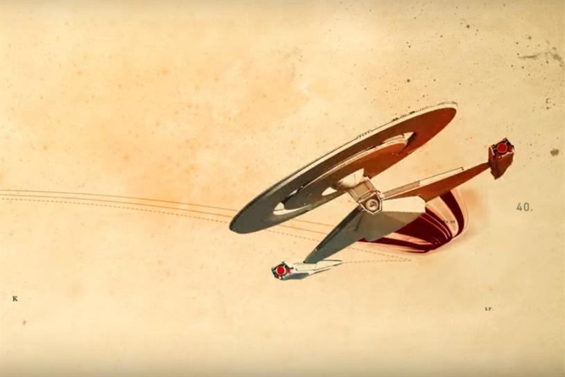 Photo: YouTube/Star Trek
