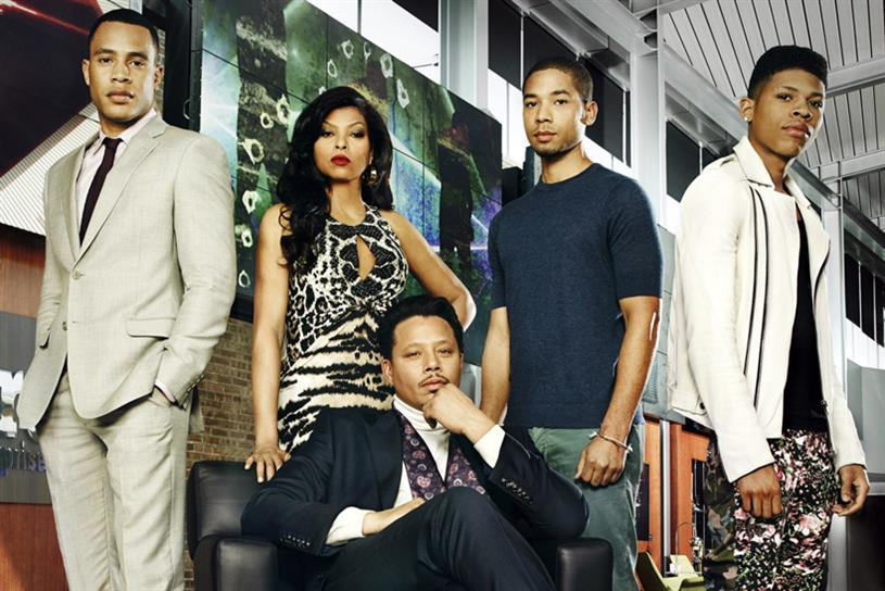 """Empire"" on Fox."