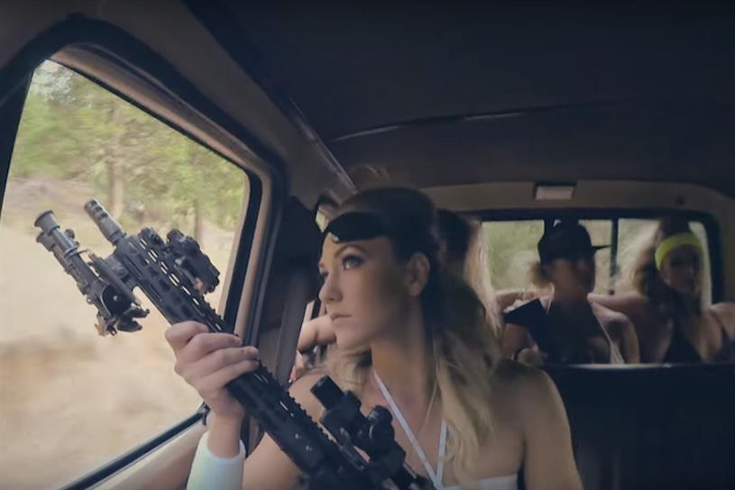 Amid Gun Control Debate Advertisers Fly Under The Radar Campaign Us