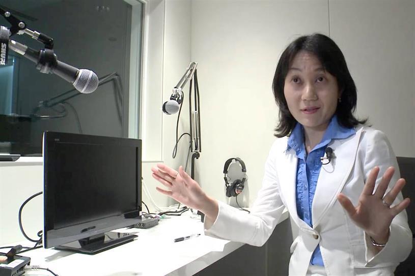 Nissan's Yuki Morimoto.