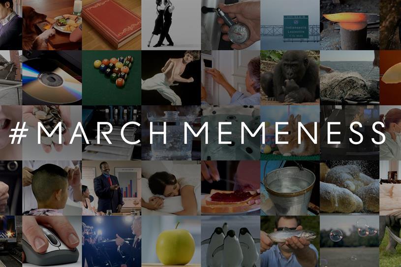 """Acura """"#MarchMemeness"""" by Mullen LA."""