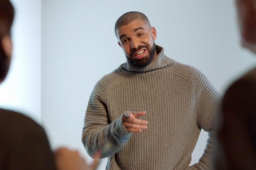 Drake for T-Mobile.