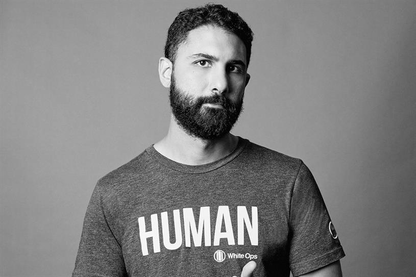 Human co-founder Tamer Hassan