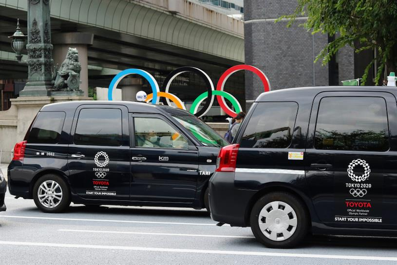Toyota's JPN Taxi fleet timed for the Olympics has helped make transportation more accessible.