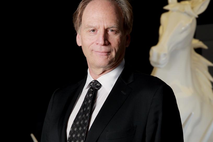 Diamond: joined McCann in 2012