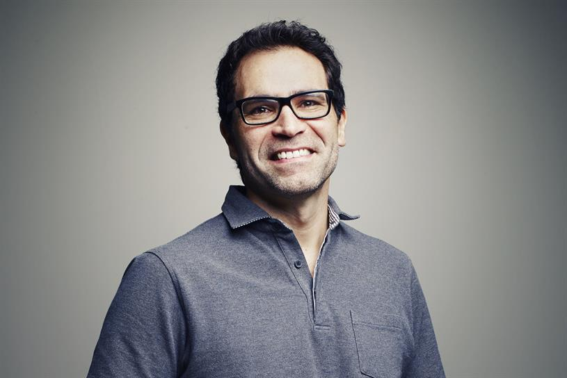 Fred Saldanha, CCO, Isobar, the Americas