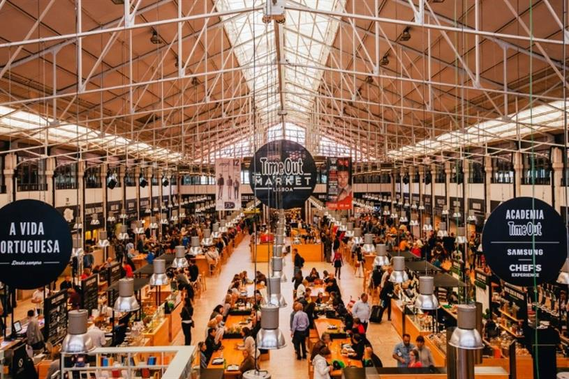 The Lisbon market opened in 2014 and formed the blueprint for future venues