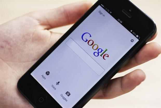 Google: new search algorithm will favor mobile-friendly sites.