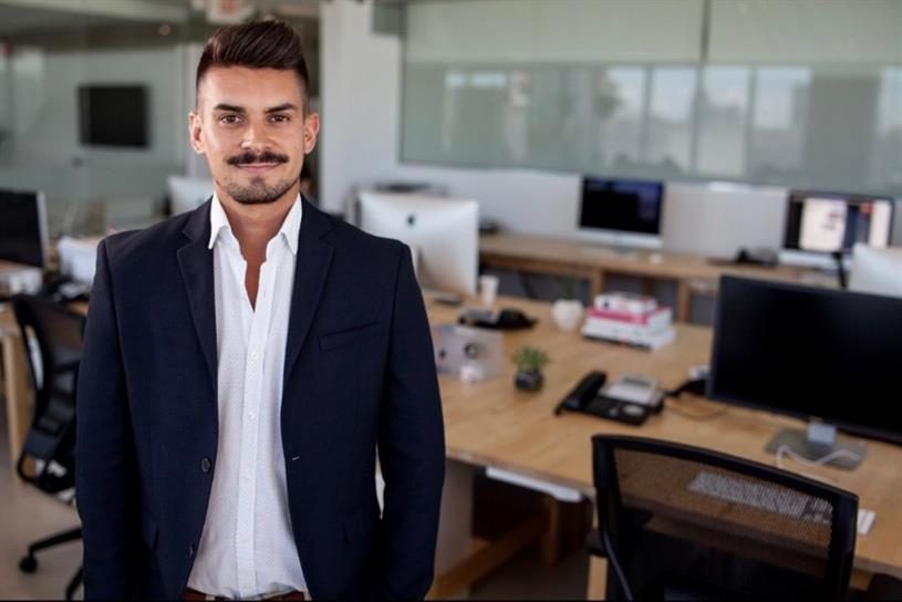 Mauro Baz, general manager at Hogarth Worldwide-Miami, is helping shape the future of off-shoring
