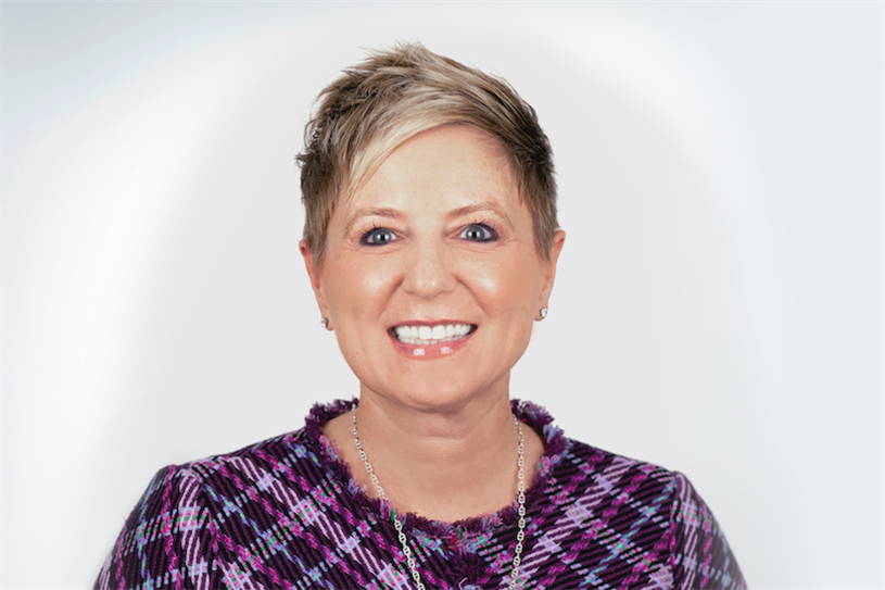 New Weber Shandwick president Susan Howe.