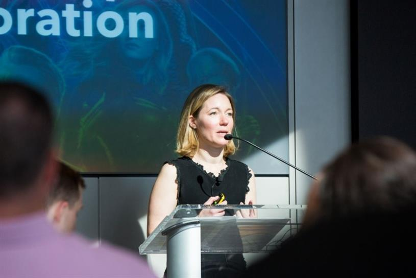 Emma Armstrong opens Campaign US's Breakfast Briefing on Wednesday