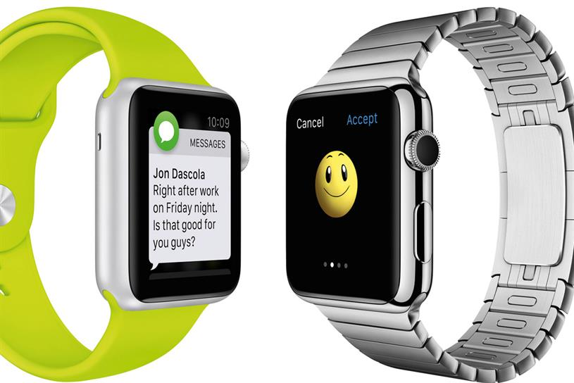 Reinventing the watch with iWatch