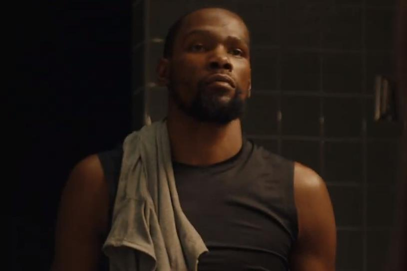Kevin Durant in Degree's 'Tears of Joy'