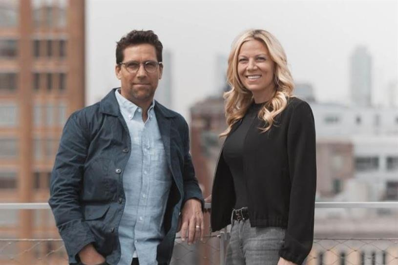 Havas New York's new dream team: Matthew Anderson and Laura Maness