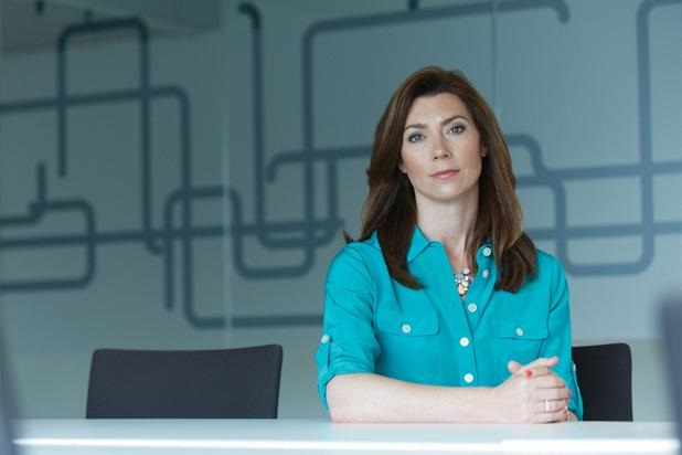 Lindsay Pattison: global chief ex­ecutive Maxus