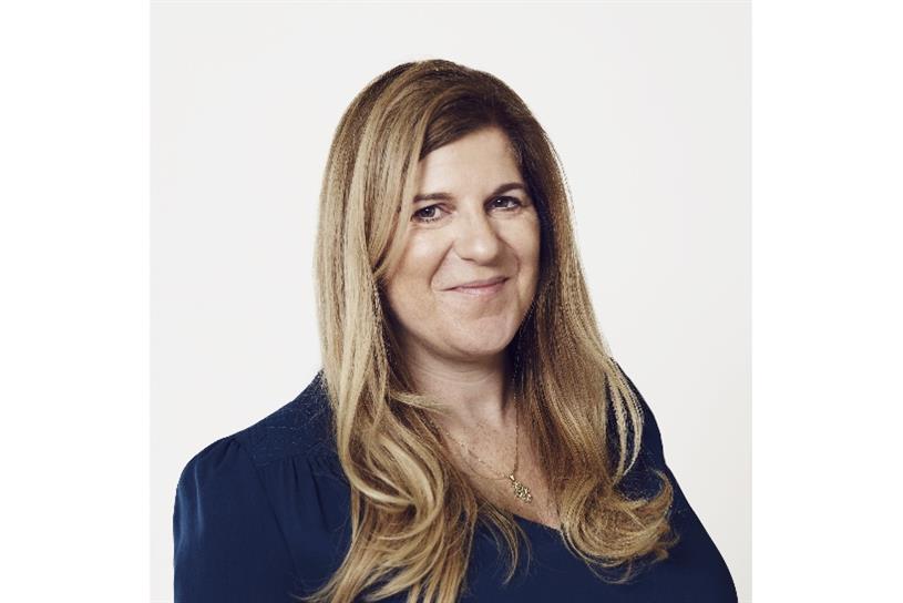 Lorraine Twohill, chief marketing officer, Google