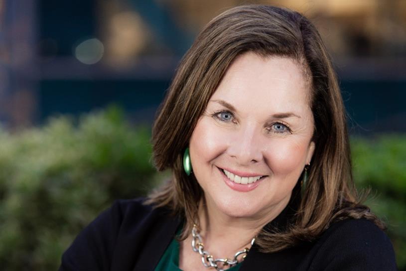 She Runs It President Lynn Branigan