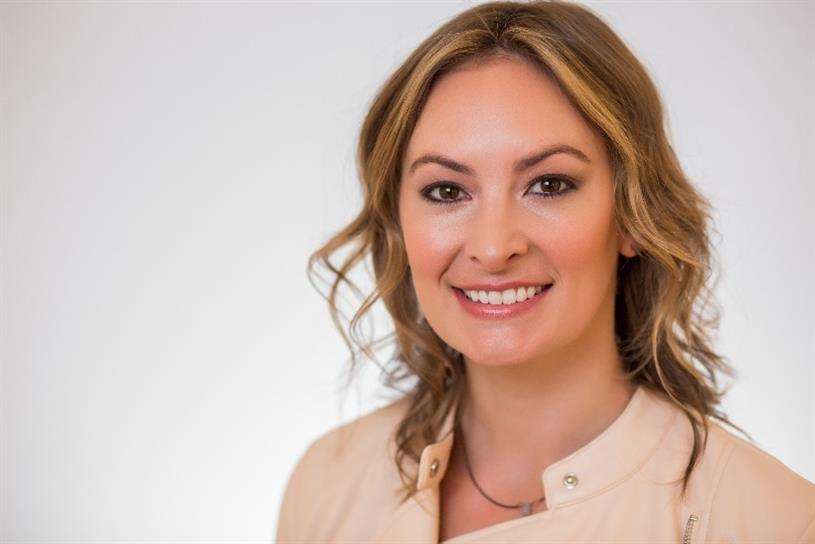 iCrossing's new global head of communications and marketing, Martina Suess