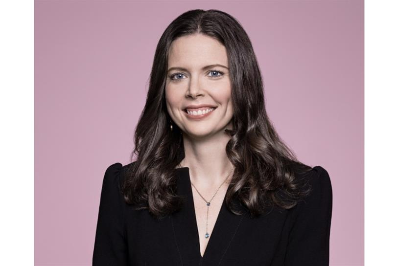Megan Pagliuca, chief activation officer, Omnicom Media Group