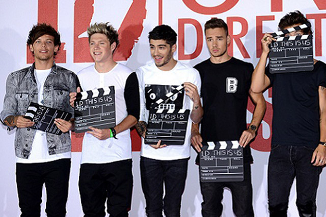 One Direction teams with Talenthouse to find its next producer.