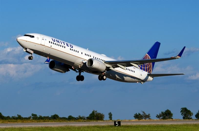 united airlines puts global media digital business up for review