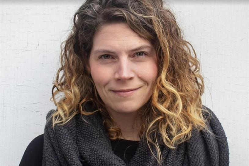 AnalogFolk's Karen Staughton
