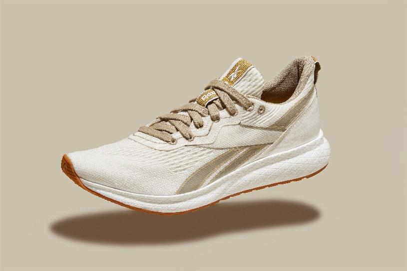 plant-based running shoe | Campaign