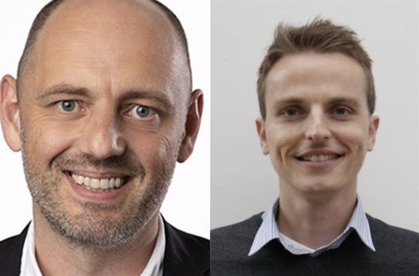 Dimitri Maex, Global CEO, Reprise; Vincent Spruyt, chief AI officer, Reprise