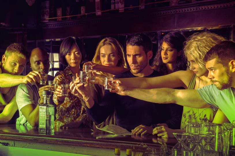 "Netflix canceled ""Sense8"" this year, causing an uproar from its LGBTQ fans."