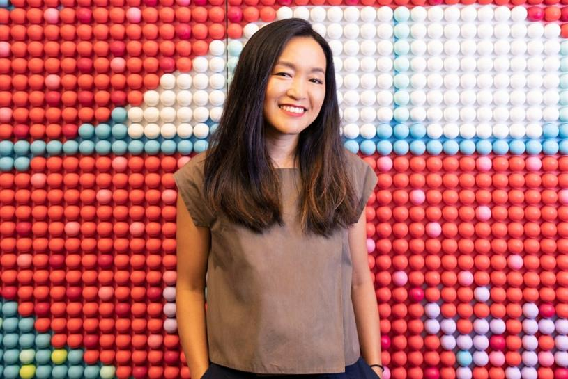 Soyoung Kang, chief marketing officer, eos Products