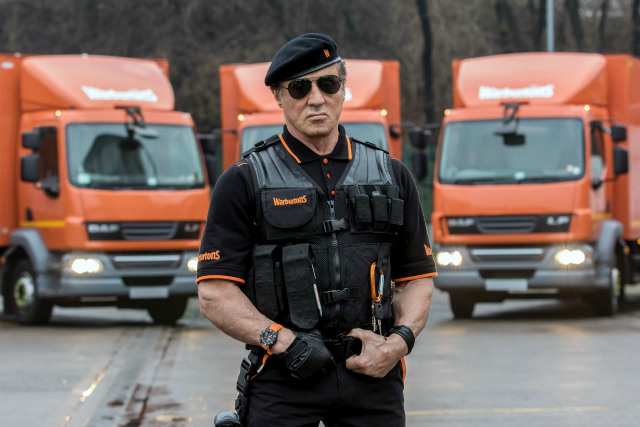 Sylvester Stallone: Warburtons ad will air later this year.