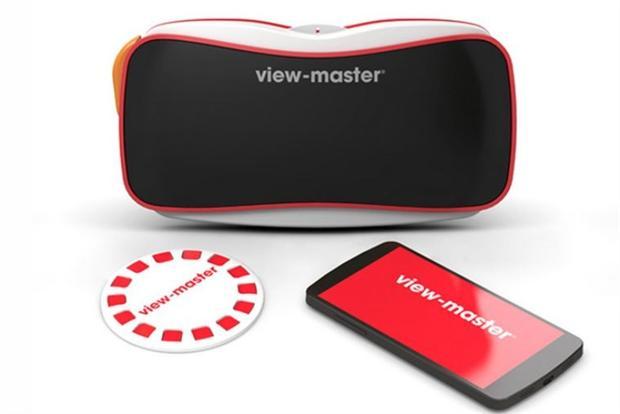 Mattel: using virtual reality.