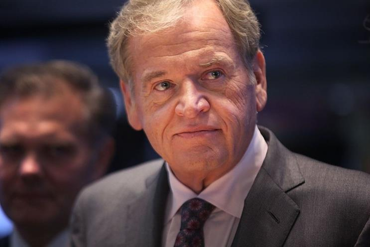 John Wren, CEO, Omnicom Group