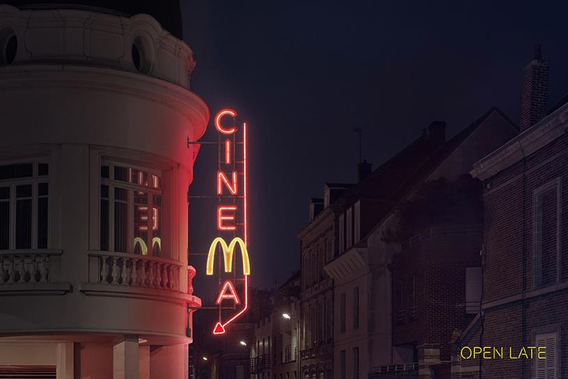 """McDonald's """"Open late"""" by TBWA\Paris"""