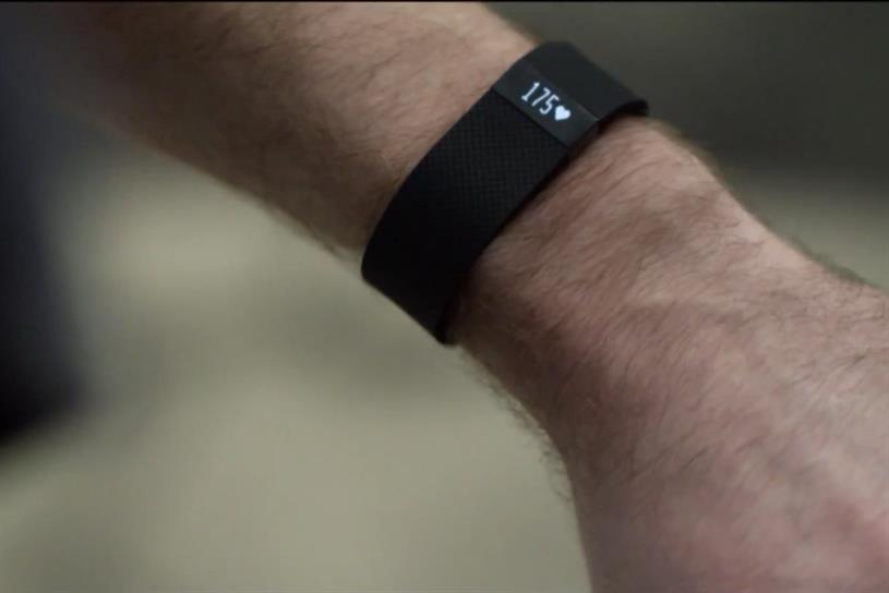 FitBit Pulse measures heart rate for physical activity.