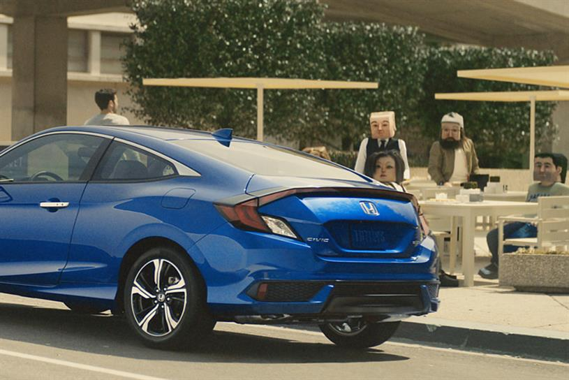 New Honda Commercial Goes From Square To Hip Campaign Us