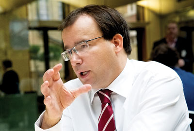 Shadow civil society minister Gareth Thomas
